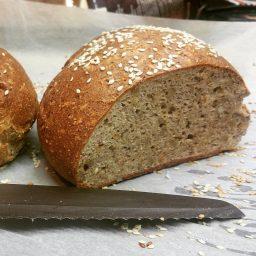 Das beste Low Carb Brot der Welt!